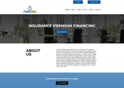 Web Design PolicyPal