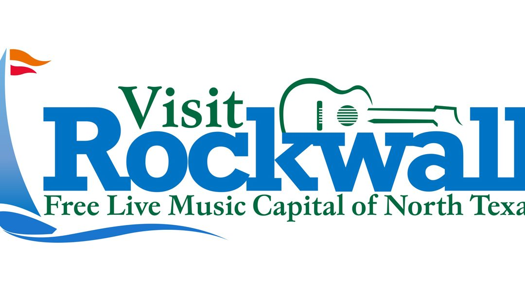 Logo Design Visit Rockwall