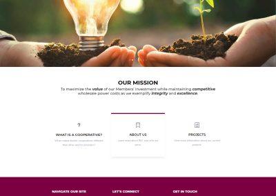 Web Design Rayburn Electric