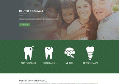 Web Design – McNew Dental